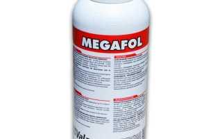 «Мегафол» — інструкція із застосування. Коли застосовувати?