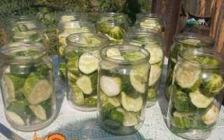 Рецепт огірки в томатної заливки з покроковими фото