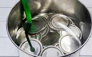 Як стерилізувати кришки для закачування з гумкою і гвинтові, чи потрібно стерилізувати, відео