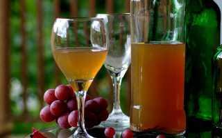 Вино — очищення після бродіння хімічним препаратом, відео
