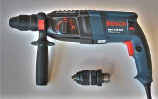 Перфоратор Bosch GBH 2 26 DFR, GBH 2 26 DRE — оригінальні моделі і підробки, відео