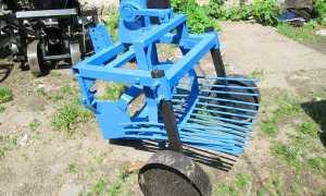 Картоплекопач для мотоблока, креслення для виготовлення своїми руками, картоплекопач транспортерная, відео