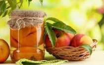 Персики у власному соку на зиму — рецепти приготування без води, цукру, стерилізації, відео