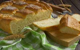 Домашній хліб на свіжих дріжджах. Покроковий рецепт з фото