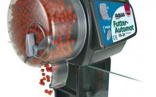 Автоматична годівниця для риб зроблена своїми руками, відео