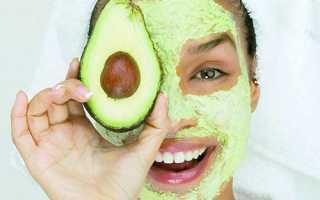 Маска з авокадо для обличчя в домашніх умовах від зморшок, відео