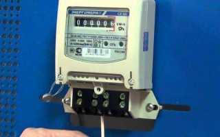 Підключення лічильника однофазного, двухфазного, техфазного, відео