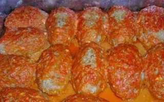 Ледачі голубці в духовці з підливою, в томатно-сметанному соусі, шарами, у вигляді котлет, відео