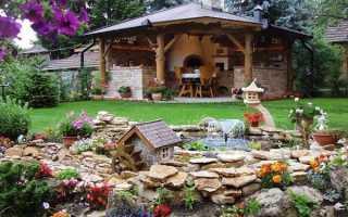 Як правильно облаштувати садову ділянку — планування зон, дизайн