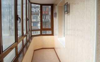 Чим обшити балкон всередині і зовні, вибір матеріалу, що краще, відео