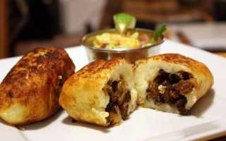 Картопляні зрази з грибами — рецепти з фото, приготування в духовці, на сковорідці, ФІДЕ