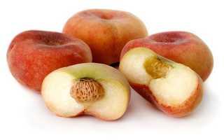 Інжировим персик — фото і опис сорту, вирощування, саджанці, відео