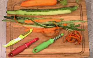 Овочечистка з Китаю — універсальний інструмент для очищення і тонкої нарізки овочів, відео
