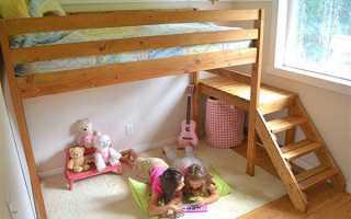 Ліжка для дітей своїми руками, як зробити ліжко машинку, вибір матеріалу, відео