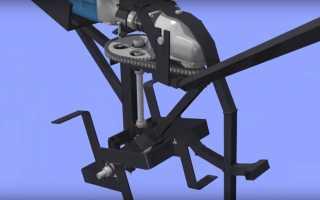Саморобний культиватор — вибір деталей для обладнання, зборка, відео