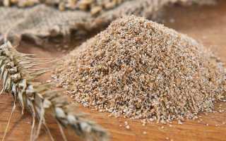 Висівки пшеничні — користь і шкода, як приймати для схуднення, при запорах, відео