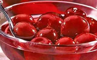Черешня у власному соку на зиму — рецепти заготовки червоною, жовтою черешні, відео