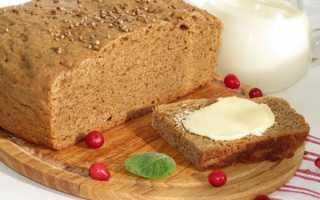 Житньо-пшеничний хліб в хлібопічці, духовці, мультиварці, на заквасці, калорійність, відео