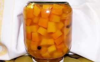 Оригінальний компот з гарбуза на зиму, рецепт, відео