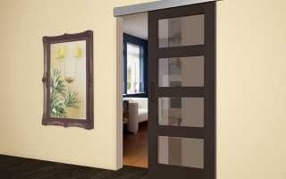 Розсувні міжкімнатні двері, установка своїми руками, система, відео