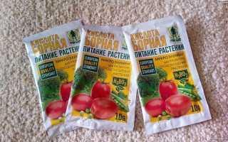 Як без вребя застосовувати борну кислоту для помідор