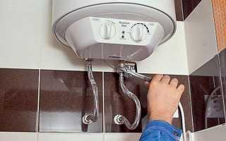 Установка і підключення водонагрівача накопичувального своїми руками, схема підключення на дачі, відео